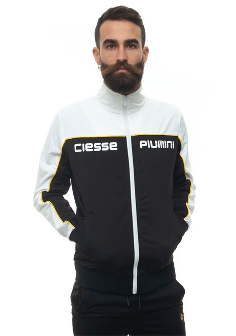 Felpa zip roger Ciesse Piumini | 20000055 | 194CPMJD1180-P9910X201W