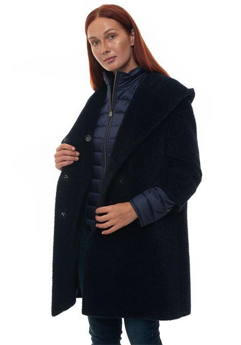 Hooded coat Cinzia Rocca | 17 | S261003-49F13