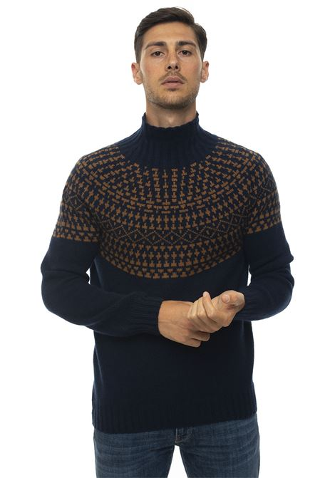 Turtleneck pullover Corneliani | 7 | 84M539-9825171001