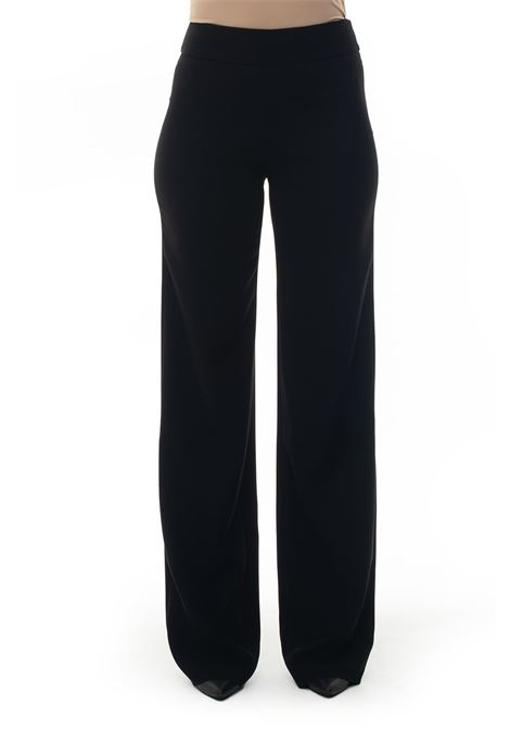Soft trousers in cady Emporio Armani | 9 | 0NP05T-0M015999