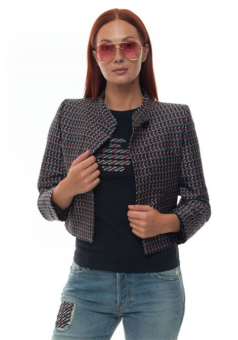 Short jacket with 1 button Emporio Armani   3   4NG42T-42104010