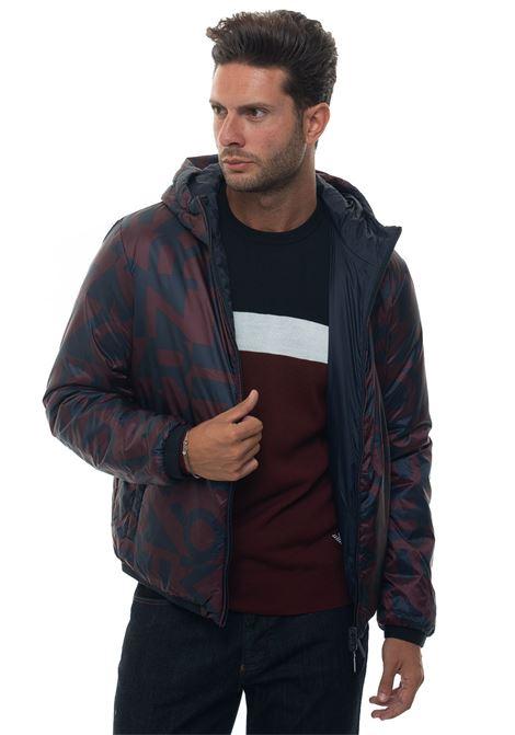 Hooded harrington jacket Emporio Armani | -276790253 | 6G1B97-1NUNZF345