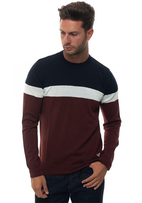 Round-necked pullover Emporio Armani | 7 | 6G1MYA-IM8CZF340