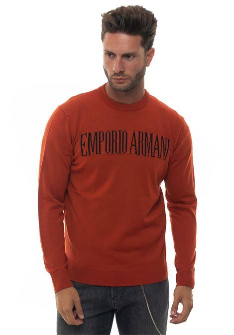 Round-necked pullover Emporio Armani | 7 | 6G1MYH-1MPXZ0221