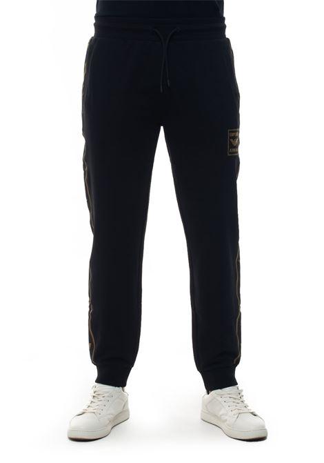 Fleece trousers Emporio Armani | 9 | 6G1P81-1J07Z0999