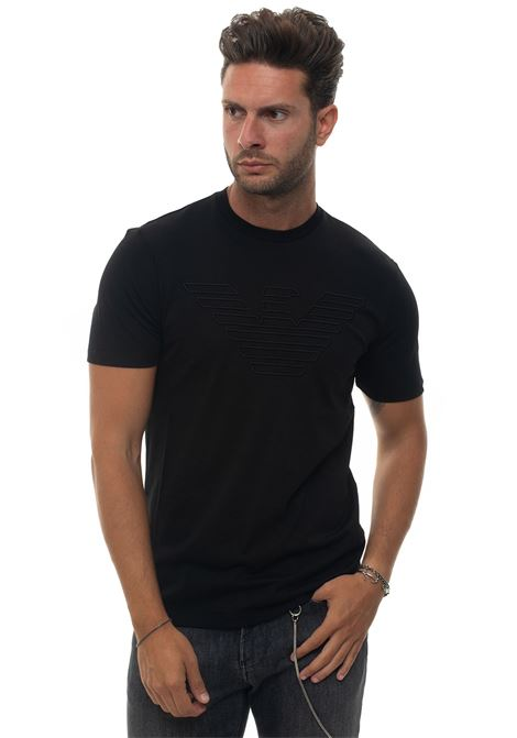 Round-necked T-shirt Emporio Armani | 8 | 6G1TC1-1J19Z0999