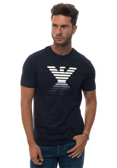 Round-necked T-shirt Emporio Armani | 8 | 6G1TC3-1J00Z0933
