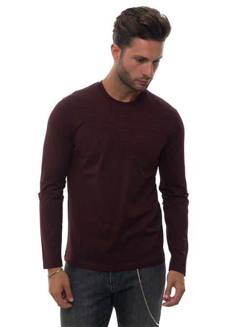Round-necked T-shirt Emporio Armani | 8 | 6G1TL6-1JHWZF309
