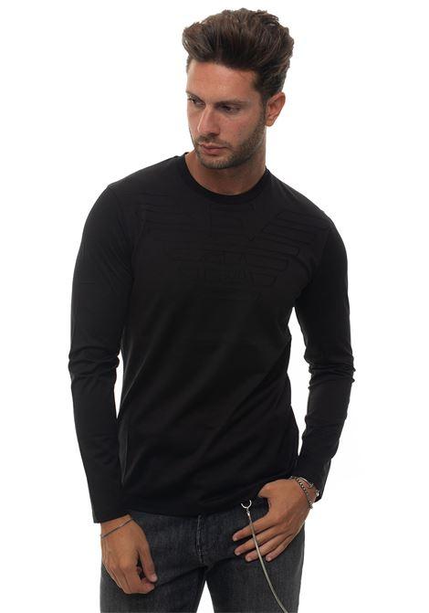 Round-necked T-shirt Emporio Armani | 8 | 6G1TL6-1JHWZF37