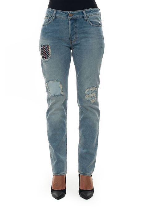 5 pocket Jeans with cuttings Emporio Armani | 24 | 6G2J60-2D2SZ0941