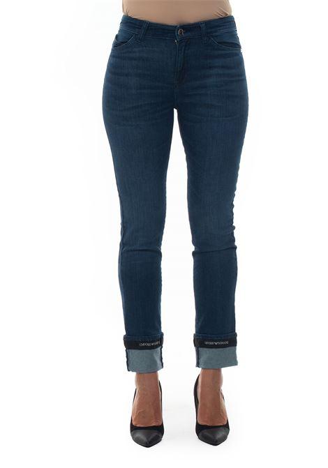 Pantalone jeans 5 tasche Emporio Armani | 24 | 6G2J81-2D5TZ0941
