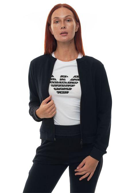 Sweatshirt with zip Emporio Armani | 20000055 | 6G2M6T-1JJTZ0927