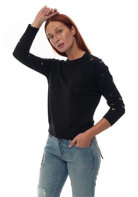 Round-necked pullover Emporio Armani | 7 | 6G2MTE-2M23Z0999