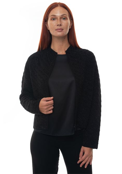 Knitted cropped jacket Emporio Armani | 3 | 6G2MX3-2M27Z0999