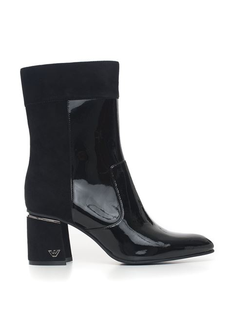 Leather shoe boot Emporio Armani | 5032324 | X3N142-XL618K001