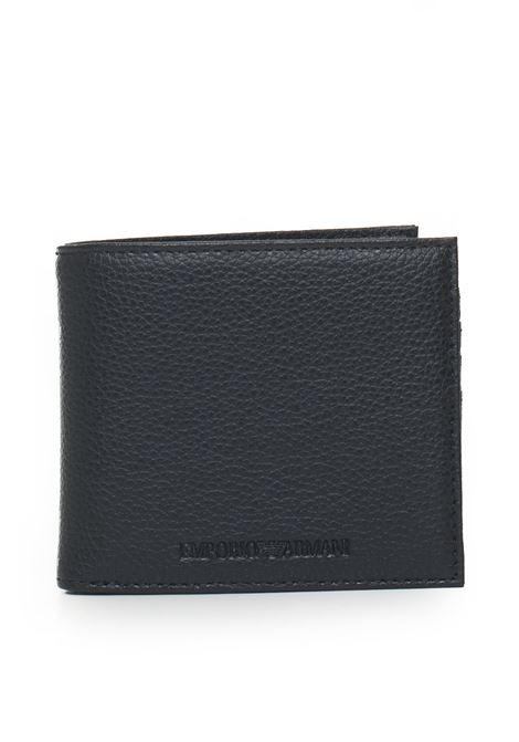 Zip leather wallet medium size Emporio Armani | 63 | Y4R168-YEW1E81072