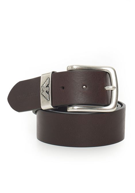 Leather belt Emporio Armani | 20000041 | Y4S201-YDD6G80005
