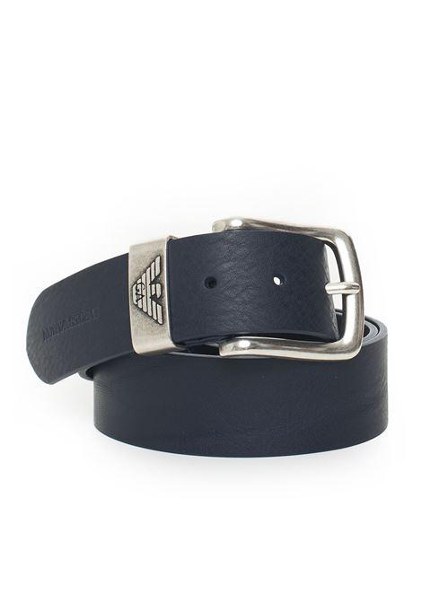 Cintura in pelle Emporio Armani | 20000041 | Y4S201-YDD6G80013