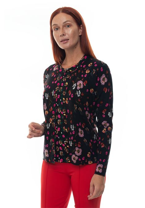 Round-necked cardigan with long sleeves Escada | 39 | 5029786P977
