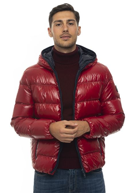 Piumino light Aysen hooded down jacket Fay | -276790253 | NAM32390640-RBNR002