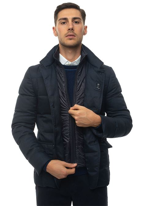 Down jacket fabric harrington jacket Fay | -276790253 | NAM45390210-RHO0300