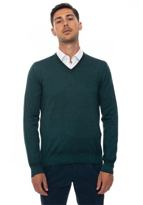 V-neck pullover Fay | 7 | NMMC139250T-CQRV400