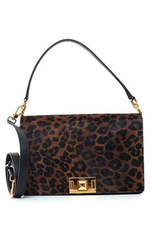 Mimi Big rectangular bag Furla | 31 | FURLA MIMI BYI1-T45TONI NATURALI + ONYX