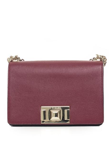 Mimì Small bag in leather Furla | 31 | FURLA.MIMI_BVA6_Q26CILIEGIA