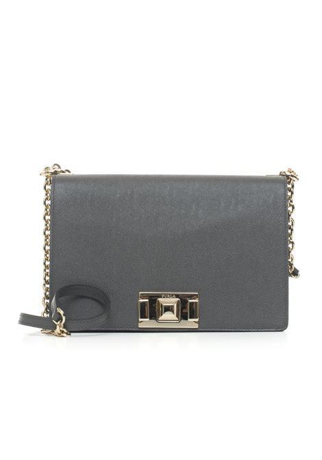 Furla mimi Big rectangular bag Furla | 31 | FURLA.MIMI_BVD6_Q26ASFALTO