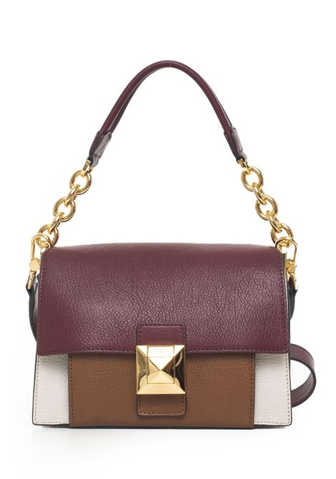 Diva Small-size leather bag Furla | 31 | FURLA_DIVA_BWN8_R78LINO+RIBES