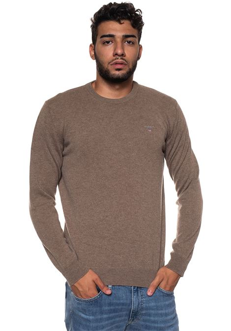 Round-neck pullover Gant | 7 | 086211290
