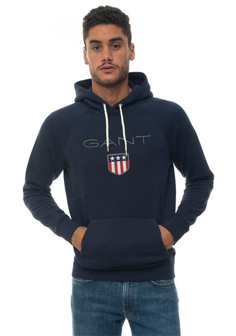 Sweatshirt with hood Gant | 20000055 | 276310433