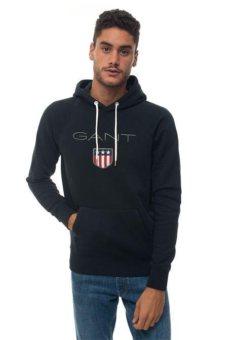 Sweatshirt with hood Gant | 20000055 | 2763105