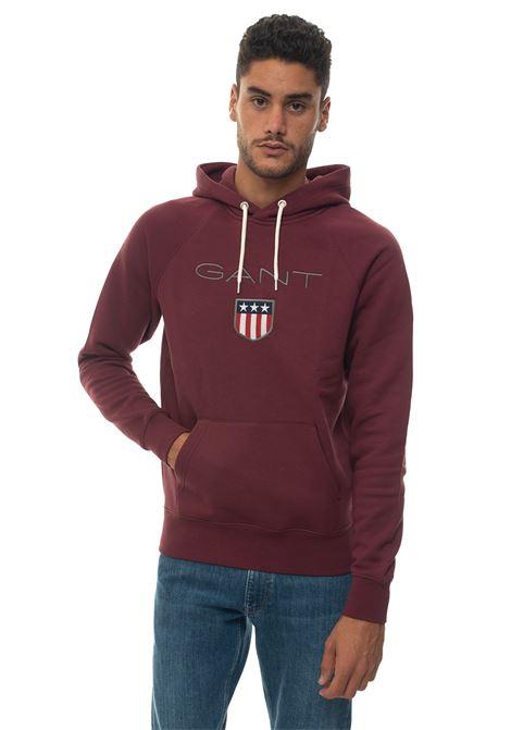 Sweatshirt with hood Gant | 20000055 | 276310605