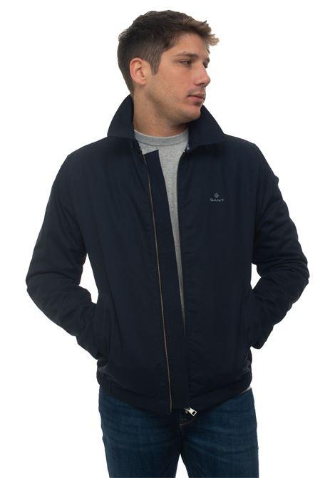 Medium lenght harrington jacket Gant   -276790253   7006012433