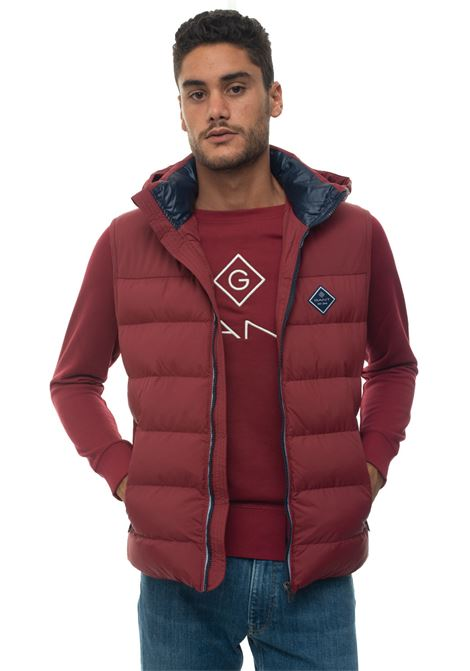Quilted gilet Gant | 38 | 7006014617