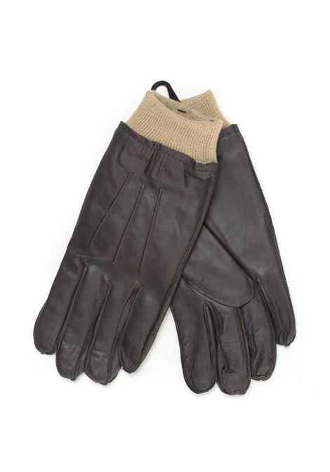 Leather gloves Gant | 34 | 9930065232