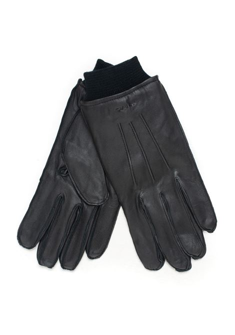 Leather gloves Gant | 34 | 99300655