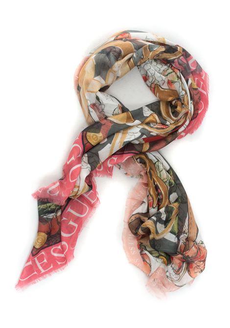 Kamryn foulard Guess | -709280361 | AW8180-MOD03FLR
