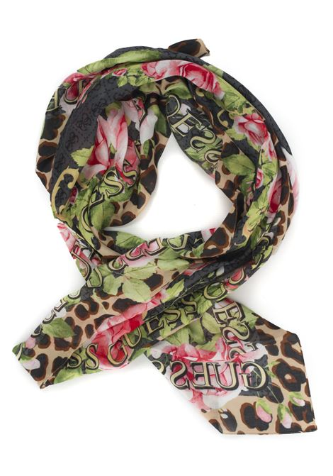 Not Coordinated Kefiah Scarf Guess | 77 | AW8196-VIS03BLA