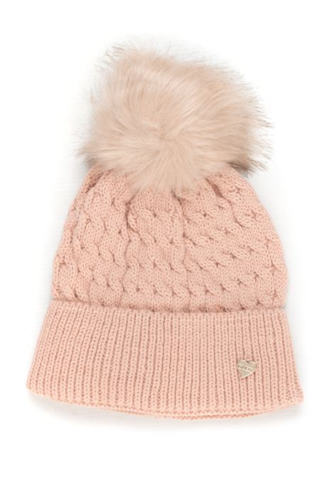 Beanie with pom poms Guess | 5032318 | AW8201-WOL01BLS