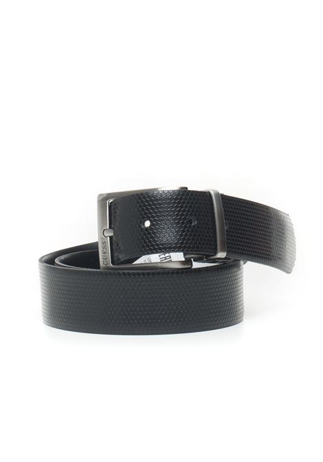 Cintura reversibile Guess | 20000041 | BM7231-LEA35BLA