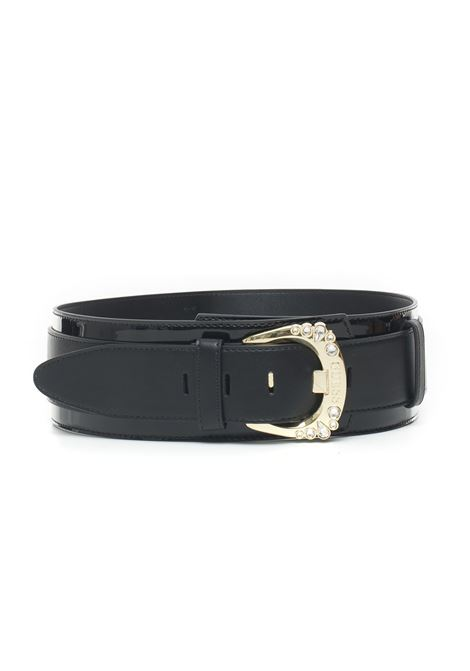 Not C buckle belt with logo detail Guess | 20000041 | BW7211-P9370BLA