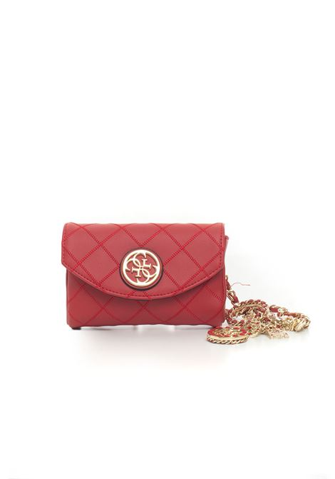 Belt with removable pochette Guess | 20000041 | BW7245-P9415RED