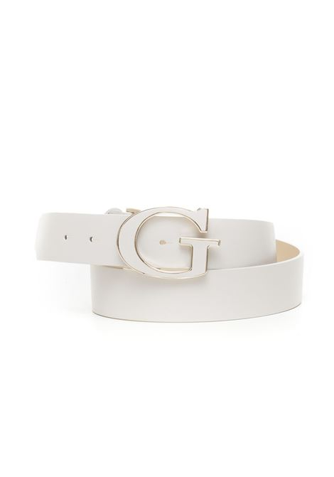 Kerrigan buckle belt with logo detail Guess | 20000041 | BW7261-VIN35STO