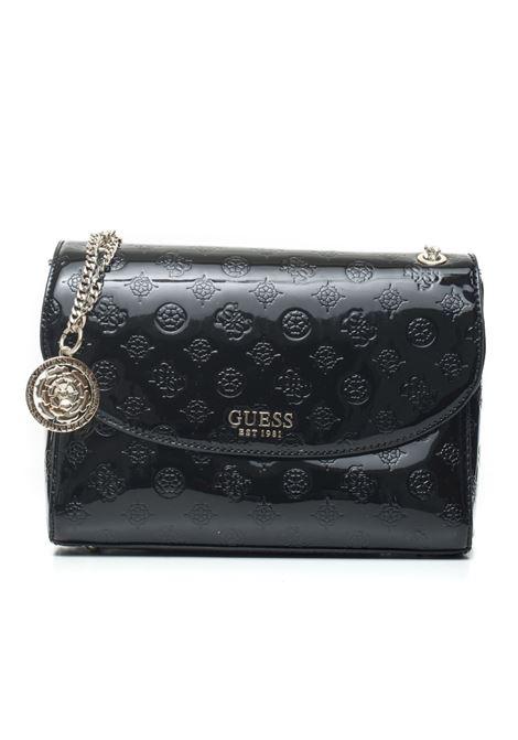 Peony shine medium size bag Guess   31   HWSG73-99180BLA
