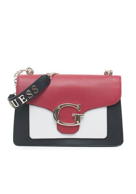 Camila  medium size bag Guess   31   HWVG74-00180RML