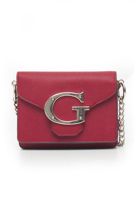 Camila mini small bag Guess | 31 | HWVG74-00780RED