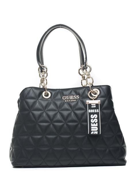 Laiken handbag with handles Guess | 31 | HWVG74-07100BLA