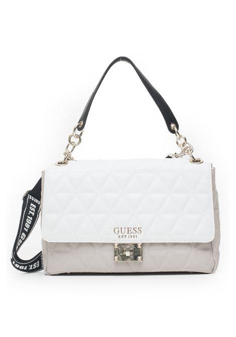 laiken quilted shoulder strap bag Guess | 31 | HWVG74-07200WML